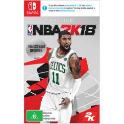 NBA 2K18 Nintendo - Nintendo Switch
