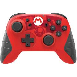 Nintendo Switch Hori Wireless Horipad Mario Controller