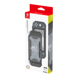 Nintendo Switch Lite Hybrid System Armor Case - Grey
