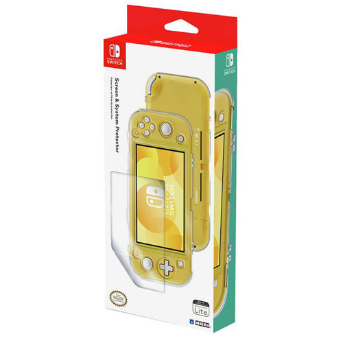 Nintendo Switch Lite Screen and System Protector Set