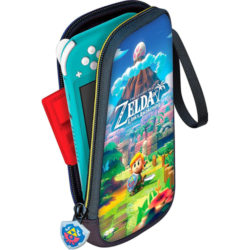 Nintendo Switch Lite: The Legend of Zelda Link's Awakening Travel Pouch