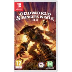 Oddworld Stranger's Wrath HD - Nintendo Switch