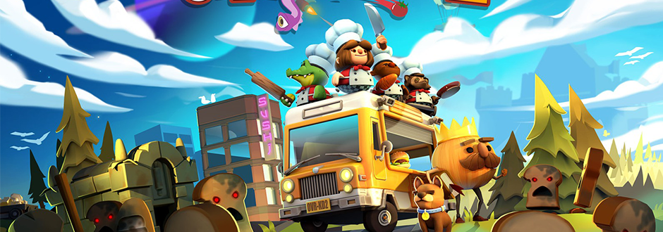 Overcooked! 2 Feature Image