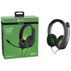 PDP Official LVL 40 Wired Stereo Headset - Xbox One