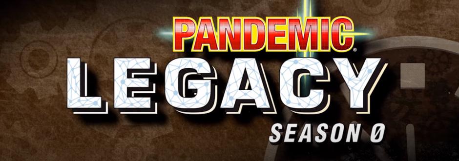Pandemic Legacy Season Zero Preview
