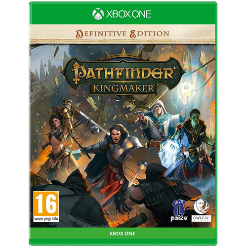Pathfinder: Kingmaker Definitive Edition - Xbox One