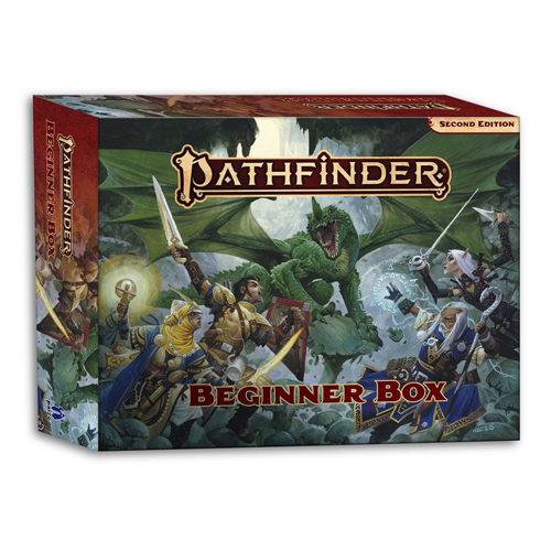 Pathfinder Second Edition (P2) Beginner Box
