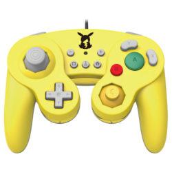 Pikachu Battle Pad Controller - Nintendo Switch