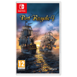 Port Royale 4 - Switch