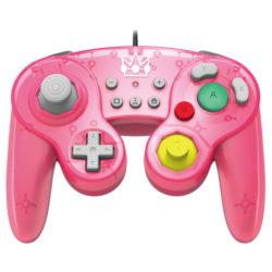 Princess Peach Battle Pad Controller - Nintendo Switch