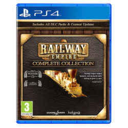 Railway Empire - Complete Collection - PS4