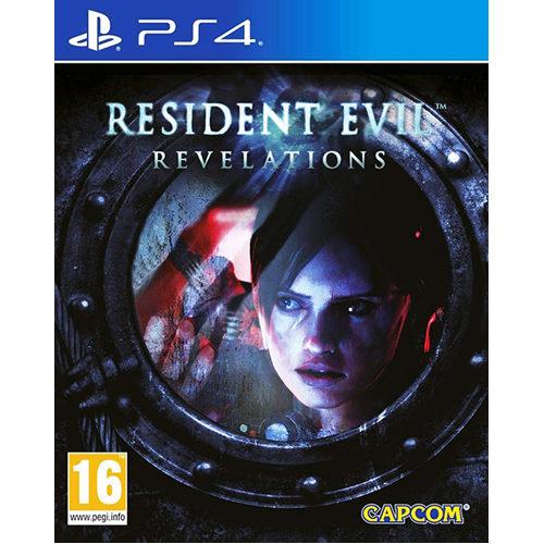Resident Evil Revelations HD - PS4