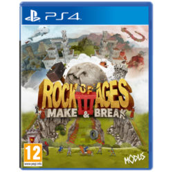 Rock of Ages 3: Make & Break - PS4