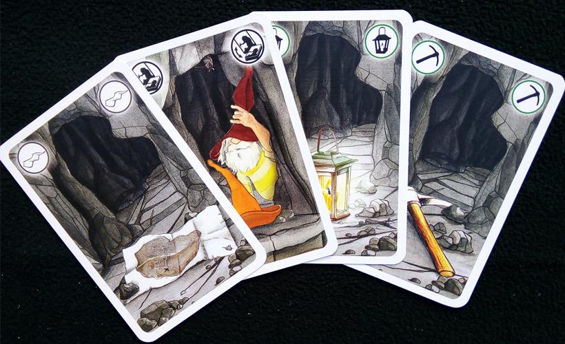 SABOTEUR 2 cards