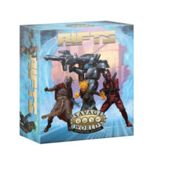 Savage Worlds RPG: Rifts - North America: Adventure Boxed Set (Revised)