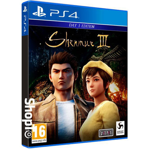 Shenmue 3 - Day One Edition - PS4