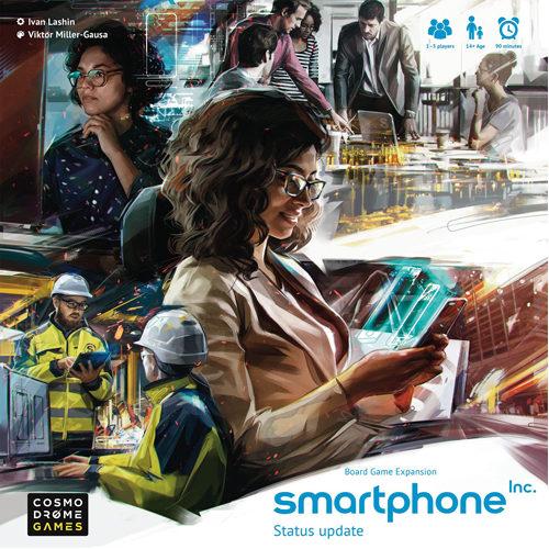 Smartphone Inc: Status Update 1.1 Expansion