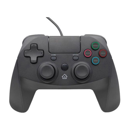 Snakebyte Game:Pad PS4 Wired Controller - Black