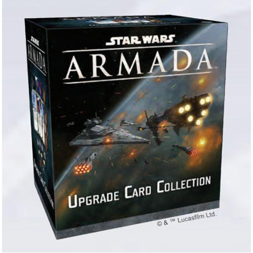 Star Wars Armada: Armada Upgrade Card Collection