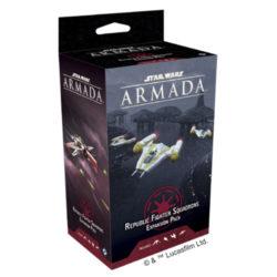 Star Wars: Armada - Republic Fighter Squadrons