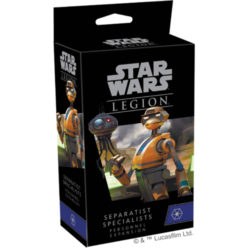 Star Wars: Legion - Separatist Specialists Personnel Expansion