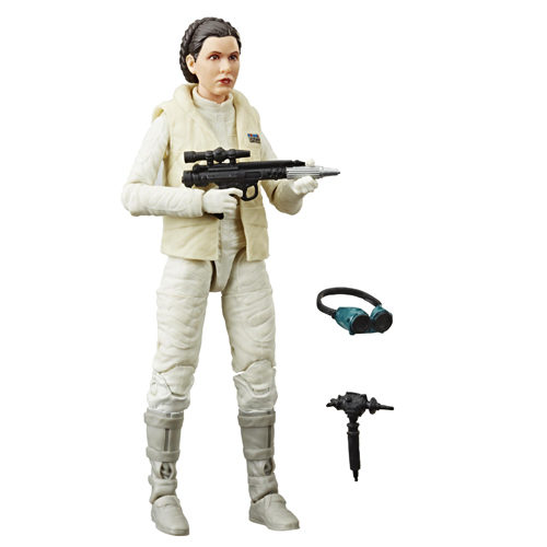 Star Wars: The Black Series Episode 5 40th Anniversary Princess Leia (Hoth) Action Figure