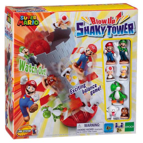 Super Mario Shaky Tower