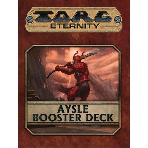 TORG Eternity RPG: Aysle Booster Deck