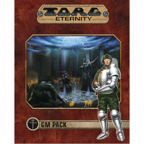 TORG Eternity RPG: Aysle GM Pack