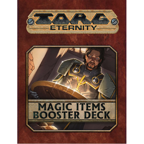TORG Eternity RPG: Aysle Magic Items Deck
