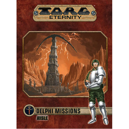 TORG Eternity RPG: Delphi Missions: Aysle