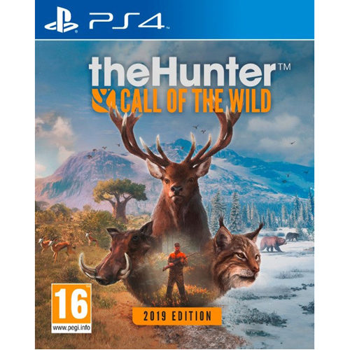 The Hunter Call of the Wild 2019 Edition - PS4