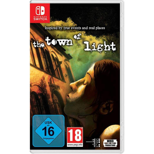 The Town Of Light Deluxe Edition - Nintendo Switch