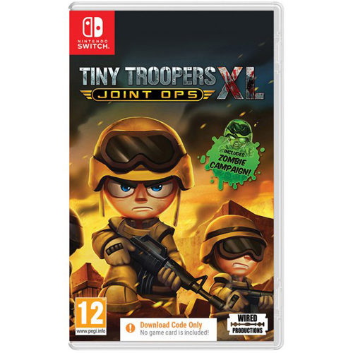 Tiny Troopers Joint Ops XL - Nintendo Switch