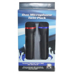 Universal Duets Duo Twin USB Microphone Pack