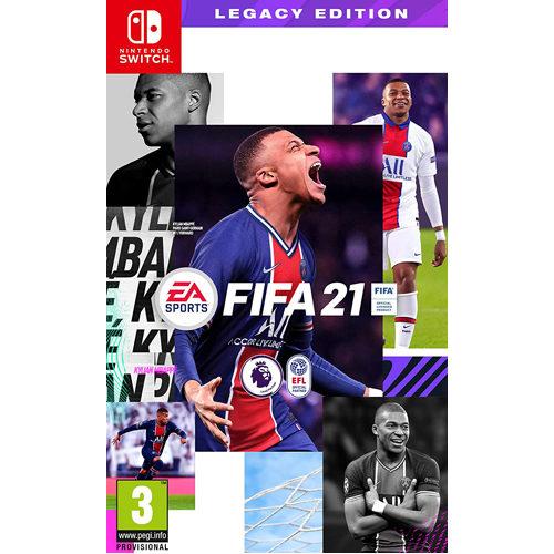 FIFA 21: Legacy Edition - Nintendo Switch