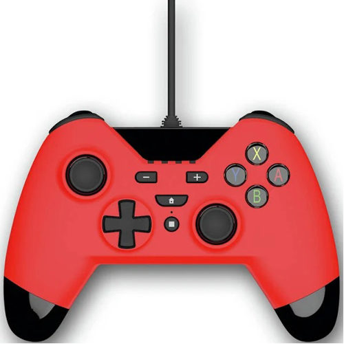 WX-4 Wired Controller Red - Nintendo Switch
