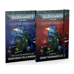 Warhammer 40K: Chapter Approved - Grand Tournament 2020 Mission Pack and Munitorum Field Manual
