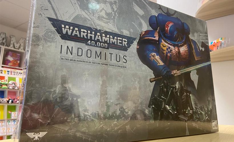 Warhammer 40K Indomitus Review Box