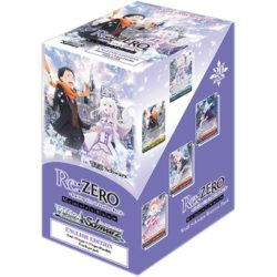 Weiss Schwarz: Re:ZERO - Starting Life in Another World - Memory Snow Booster Pack