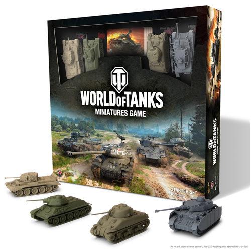 World of Tanks Miniature Game