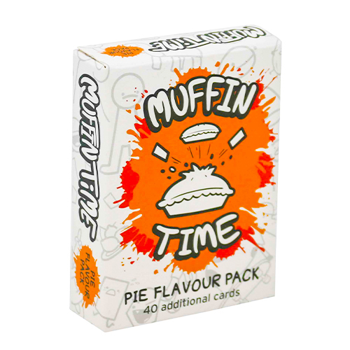 Muffin Time – Pie Flavour Pack