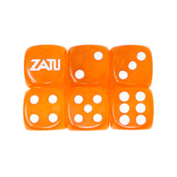 Zatu Six-Sided Dice (d6)