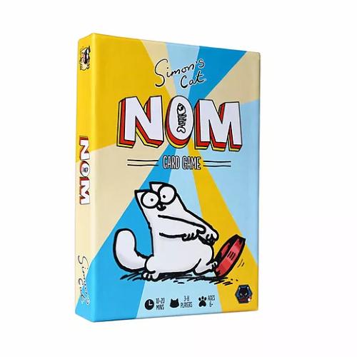 nom card game