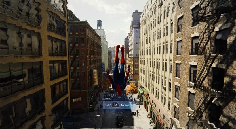 spiderman ps4 3