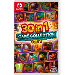 30 in 1 Game Collection Vol 1 - Nintendo Switch