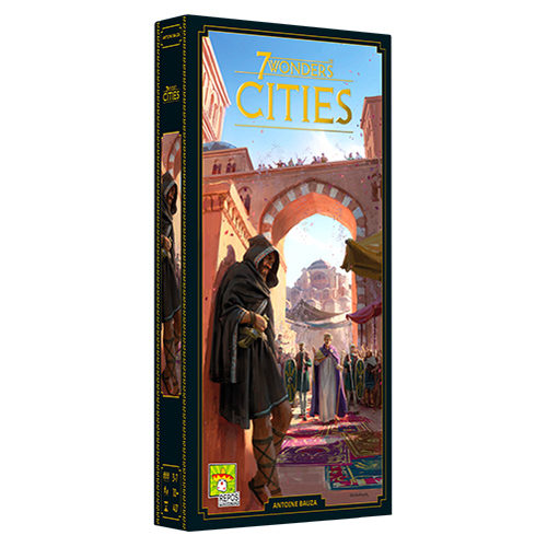 7 Wonders 2nd Edition: Cities Expansion