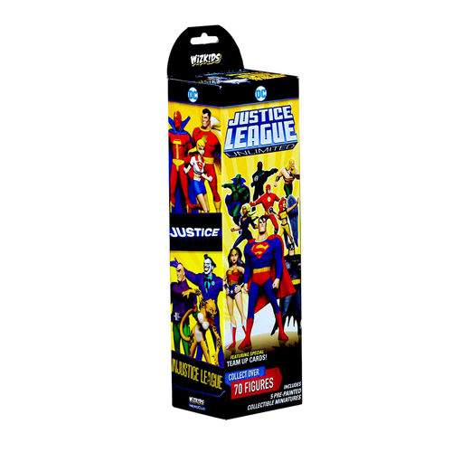 *A Grade* DC HeroClix: Justice League Unlimited Booster Pack