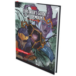 *A Grade* Dungeons & Dragons: Explorer's Guide to Wildemount