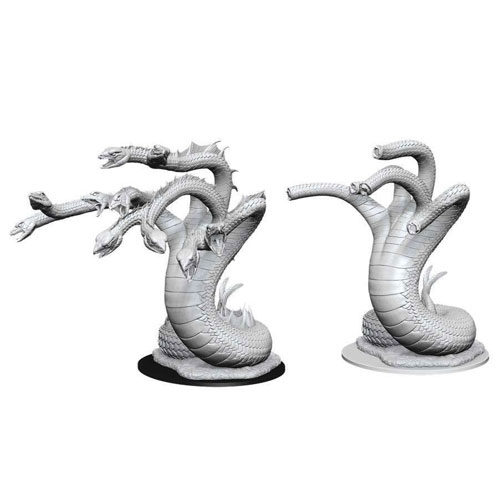 *A Grade* Pathfinder Battles Deep Cuts Unpainted Miniatures (W11): Hydra